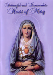 Image for Sorrowful And Immaculate Heart Of Mary