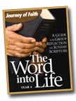 Image for The Word Into Life, Year A: A Guide for Group Reflection on Sunday Scripture