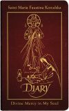 Image for Deluxe Leather Burgundy Diary