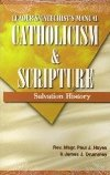 Image for Catholicism & Scripture-Salvation History (Teacher's Guide)