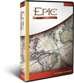 Image for Epic: A Journey Through Church History, 20-Part Study (10 DVDs)