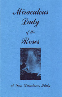 Image for Miraculous Lady Of The Roses