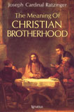 Image for Meaning of Christian Brotherhood