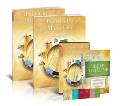 Image for Unlocking the Mystery of the Bible - Leader Guide