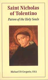 Image for Saint Nicholas of Tolentino:  Patron of the Holy Souls